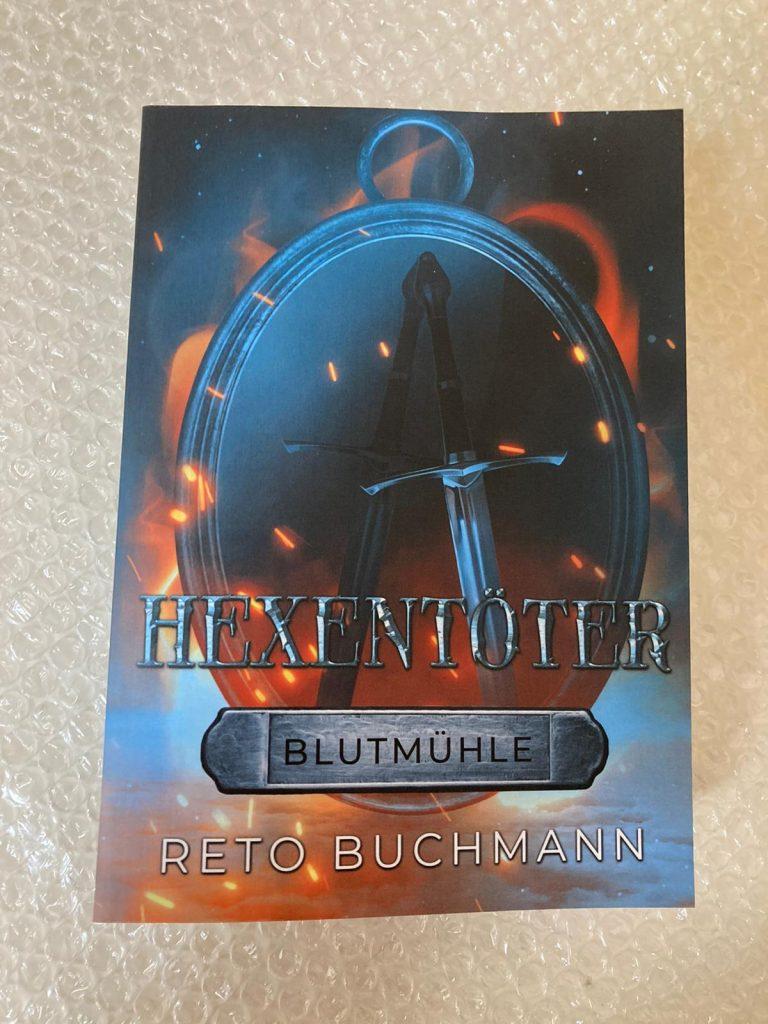 Hexentöter Blutmühle von Reto Buchmann